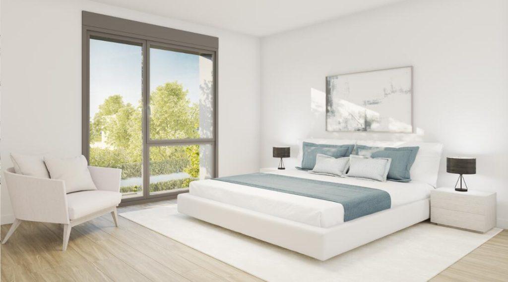 Dormitorio Puerta de Hierro Home&Garden